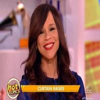 VIDEO: Rosie Perez Talks FISH IN THE DARK Opening on 'The View'