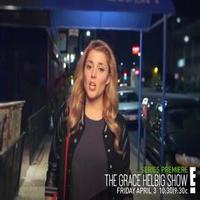 VIDEO: Sneak Peek - E! to Premiere THE GRACE HELBIG SHOW, 4/3