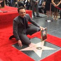 VIDEO: AN ACT OF GOD's Jim Parsons Receives Star on Hollywood Walk of Fame