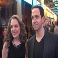 BWW TV: On the Red Carpet for Opening Night of ON THE TWENTIETH CENTURY with Osnes, Fontana & More!