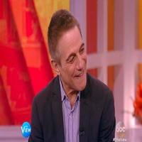 VIDEO: Tony Danza Talks Being Song & Dance Man in HONEYMOON IN VEGAS on 'The View'
