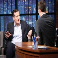 VIDEO: Sen. Ted Cruz Talks Same Sex Marriage, Global Warming & More on LATE NIGHT