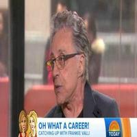 VIDEO: Frankie Valli Says Performing Still Feels Like 'Old Times'