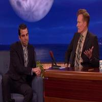 VIDEO: Zachary Quinto Pays Tribute to Leonard Nimoy on CONAN
