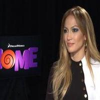 VIDEO: Jennifer Lopez Talks First-Ever Ballad for Film 'Home' on TODAY