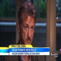 VIDEO: Oscar Winner Sean Penn Turns Action Hero in New Film THE GUNMAN