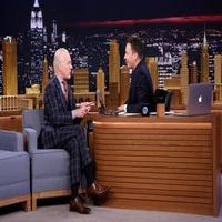 VIDEO: Tim Gunn Talks New Book & More on TONIGHT SHOW