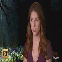 VIDEO: INTO THE WOODS' Anna Kendrick Says Performing for Sondheim: 'Was Great and Terrifying'