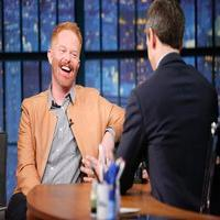 VIDEO: Jesse Tyler Ferguson Talks Starring in THE TEMPEST on 'Late Night'