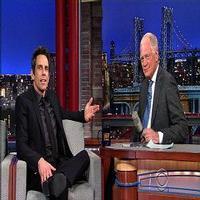VIDEO: Ben Stiller Reveals Proper Stripping Etiquette on LETTERMAN