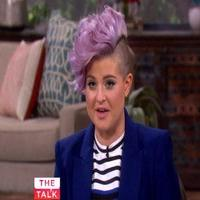 VIDEO: Kelly Osbourne Discusses Mom, Sharon's Recent Hospitalization on THE TALK