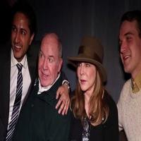 STAGE TUBE: Broadway Celebrates Stockard Channing at SIX DEGREES Party!