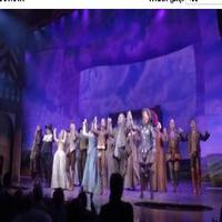 STAGE TUBE: SOMETHING ROTTEN! Cast Takes First Broadway Bows!