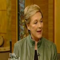 VIDEO: Julie Andrews Shares Tales from THE SOUND OF MUSIC on Today's 'Live'