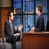 VIDEO: Ben Stiller Talks 'Zoolander 2' on LATE NIGHT