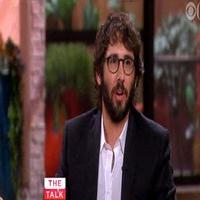 VIDEO: Josh Groban Guest Hosts on CBS's THE TALK