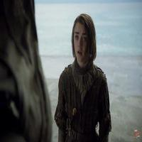 VIDEO: Maisie Williams Shares New GAME OF THRONES Clip on 'Kimmel'