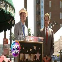 VIDEO: John C. Reilly Recites Poem at Will Ferrell's Walk of Fame Ceremony
