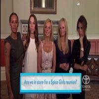 VIDEO: The Spice Girls to Reunite for 20th Anniversary?