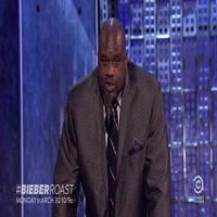 VIDEO: Sneak Peek - Shaquille O'Neal on COMEDY CENTRAL'S ROAST OF JUSTIN BIEBER