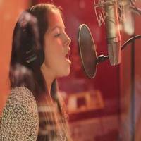 VIDEO: EVITA's Isabela Moner Sings 'Mercy' in the Recording Studio