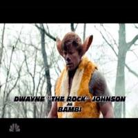 VIDEO: The Rock Stars in Live-Action BAMBI and More on SNL- ALL the Performances!