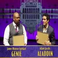 STAGE TUBE: You Aint Never Had a Friend Like Him! Stars of Broadway's ALADDIN Test How Well They Know Each Other