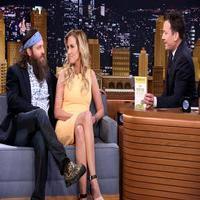 VIDEO: Willie & Korie Robertson Talk Vegas Show 'Duck Commander Musical' on TONIGHT