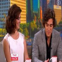 VIDEO: Cote de Pablo & Diego Boneta Chat Upcoming CBS Mini-Series THE DOVEKEEPERS