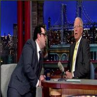 VIDEO: Josh Gad Talks 'Frozen', Working with Billy Crystal on LETTERMAN