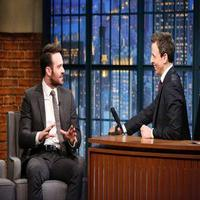 VIDEO: Charlie Cox Talks Playing 'Daredevil' & More on LATE NIGHT