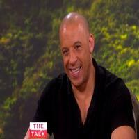 VIDEO: Vin Diesel Chats 'Furious 7', Paul Walker & More on THE TALK