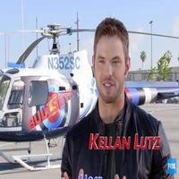 VIDEO: First Look - Kellan Lutz to Host FOX's New Ultimate Challenge Series BULLSEYE, 5/27