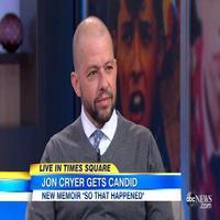 VIDEO: Jon Cryer Talks New Memoir 'So That Happened' on GMA