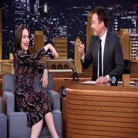 VIDEO: Kat Dennings Reveals She Was Weird Comedy Nerd on TONIGHT SHOW
