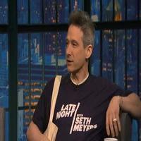 VIDEO: Adam Horovitz Talks Beastie Boys & More on LATE NIGHT