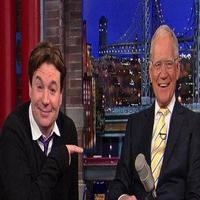 VIDEO: Mike Myers Pays Tribute to David Letterman on LATE SHOW