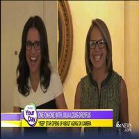 VIDEO: VEEP Star Julia Louis-Dreyfus Talks 2016 Politics on GMA