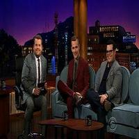 VIDEO: Highlights: James Van Der Beek, Josh Gad Visit LATE LATE SHOW