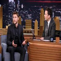 VIDEO: Scott Eastwood Talks New Film 'The Longest Ride' on TONIGHT SHOW