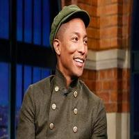 VIDEO: Pharrell Williams Talks 'The Voice' & More on LATE NIGHT