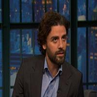 VIDEO: Oscar Isaac Talks Star Wars, X-Men & New Film on LATE NIGHT