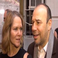 BWW TV: On the Red Carpet for Opening Night of GIGI- with  Andrew Rannells, Danny Burtstein & More!