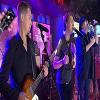 VIDEO: Hanson, Blues Traveler Perform 'Top of the World' on TODAY