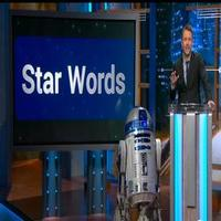 VIDEO: Watch R2-D2's Appearance on Last Night's Episode of @MIDNIGHT