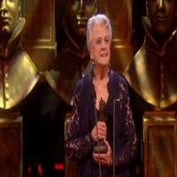 VIDEO: Watch Dame Angela Lansbury Accept Olivier Award for BLITHE SPIRIT!