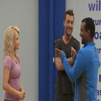 VIDEO: Sneak Peek - Alfonso Ribeiro Shares Tips with Chris Soules on Tonight's DWTS