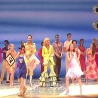 STAGE TUBE: Broadway's MAMMA MIA! Debuts BC/EFA Collection Rap!