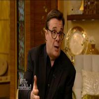 VIDEO: IT'S ONLY A PLAY's Nathan Lane Talks Pre-Fame Career & More on 'Live'