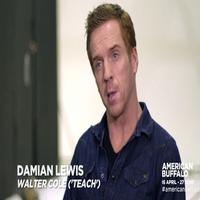 BWW TV: Go Behind the Scenes of AMERICAN BUFFALO with Damian Lewis, Tom Sturridge and John Goodman!